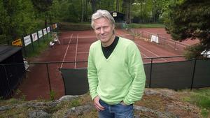 Björn Borg, foto i samband med en LT-intervju 2006.