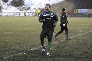 Emir Ragepovic gjorde fem mål för Gottne i Berners Cup.