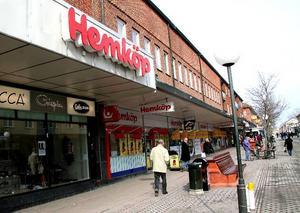 Hemköpbutiken i Söderhamn.