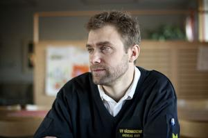 Andreas Hoff, tillsynsansvarig på räddningstjänsten Höga kusten-Ådalen.