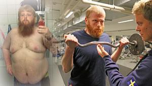 Målmedveten träning i kombination med att äta och sova rätt har förändrat livet för Robin Lind.