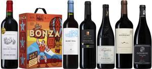 En ny samling viner i det ordinarie sortimentet lanserades 1 mars och kommer att finnas i bolagets hyllor i åtminstone tre månader. Här är de bästa röda köpen