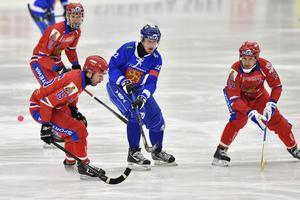 Ville Aaltonens Finland gick inte på is på matchfria fredagen.