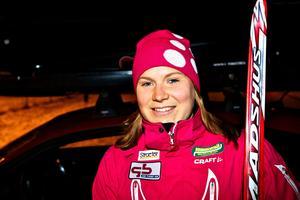 Hanna Brodin kommer inte åka i helgens skidpremiär.