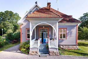 Willa Westholm - en jugendvilla med nationalromantiska inslag.