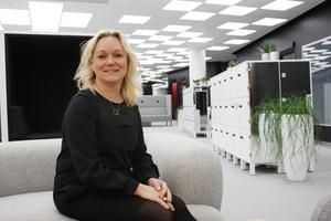 Pia Nilsson har utvecklat molnbaserade IT-verktyget Mentor, som ger chefer och medarbetare samma insyn i arbetsprocessen.