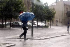 """Mycket regn har det kommit de senaste dagarna. Men har det regnat på """"rätt sätt""""? Se till att kontrollera din försäkring ordentligt och titta också till fritidshuset."""