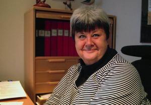 Elisabet Yngström umgås med pensioneringstankar för att få umgås mera med sina barnbarn.
