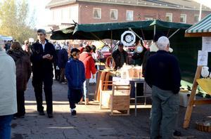 Brittsommarmässan är en tradtion i Stora Skedvi sedan mer än 20 år tillbaka.