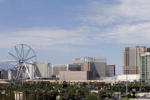 Snart har Las Vegas världens högsta pariserhjul.