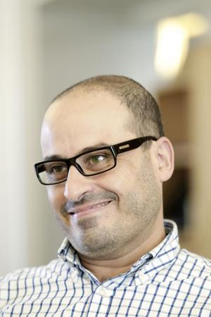 Inbrytningsverktyg från Gnarp till Qatar? Det ska bli verklighet när Yosir Dawoud från Gävle är exportambassadör.