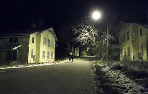 Grängesbergs byalag går nu in som beskyddare av Källfallet i och med att man fått det som gåva. Hur den framtida användningen blir är oklart.
