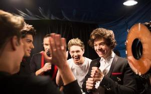 Inga skandaler i dokumentären om One Direction. Foto: Photography by Calvin Aurand