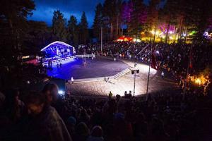 Männen dominerar på Sveriges festivaler - men inte på Urkult.