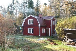 Jordbruksfastighet på Mestaäng 50 i Avesta. Foto: Rune Uppgård, Svensk Fastighetsförmedling