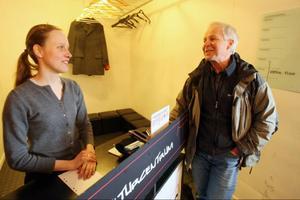Kurt Skog ger Flavia Devonas beröm för den första upplagan av Norrlands dansfilmfestival.