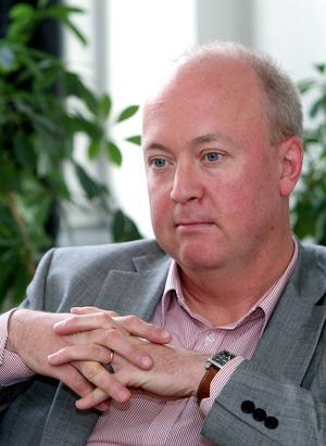 Uno Jonsson, näringslivschef i Härnösand.