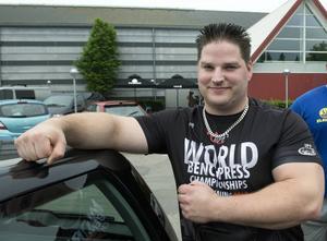 Christoffer Öberg, Sundsvalls Atletklubb.