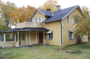 Huset som just ni ligger till försäljning är en viktig del i det planerade Vilda östern-projektet.