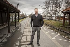 Marcus Persson är redo för en ny resa, han hoppas få kandidera till riksdagen i nästa val.