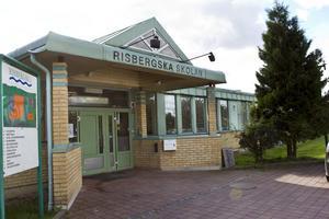 Skolbråk. Det var här på Risbergska skolan i Örebro som misshandeln inträffade.