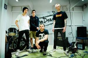 The Dead spelar den 13 mars. Foto: Ulrika Andersson