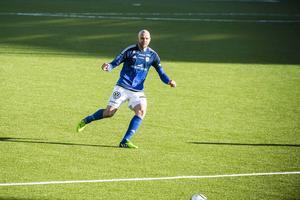 Även Stefan Ålander var tillbaka i kvällens U21-match.