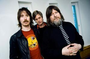 Mattias Bärjed, Martin Hederos och Torbjörn 'Ebbot' Lundberg utgör hälften av medlemmarna i Soundtrack of Our Lives som efter 17 år tillsammans nu gör sitt sista album,