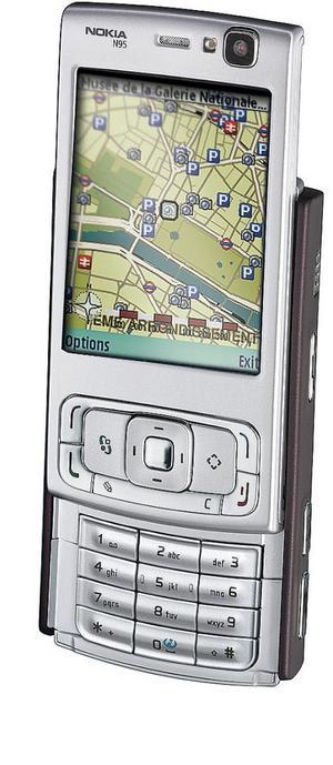 Vissa av Nokias modeller går att använda till Googles tjänst. Likaså de flesta Blackberry samt mobiler med Windows Mobile 5.0+.