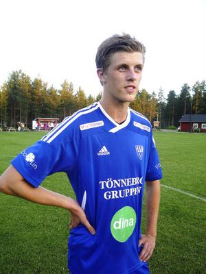 Viktor Roos lämnar Rengsjö för tvåan och Hudik FF.