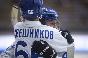 Micha Svechnikov kan vara den spelare som LBK presenterar på fredagens presskonferens.