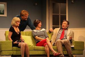 Teater Västernorrland turnerar i höst med komedin Färdknäpp.