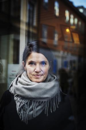Författaren Kristina Sandberg lämnar inte Majs kök.