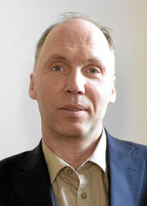 Skolplaner. Kjell-Arne Sjönneby vill starta en friskola i centrala Lindesberg.