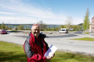 Stig-Björn Sundell, Motormännens vägombud i länet