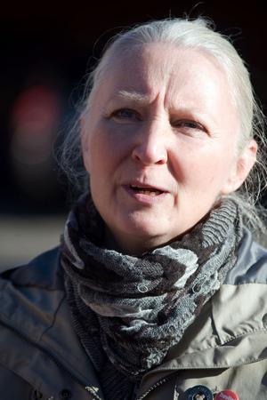 Sonja Sahlin hoppas att pilotprojektet med sociala insatsgrupper bidrar till minskad kriminalitet i Borlänge.