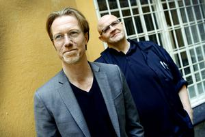 Författarduon Roslund & Hellström, Anders Roslund och Börge Hellström, är aktuella med boken