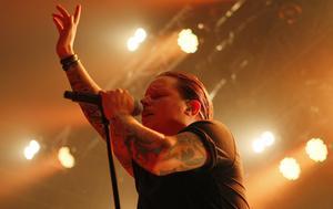 Robert Pettersson och Takida kammade hem en Rockbjörn för Årets rock/metal, ett pris som röstas fram av Aftonbladets läsare.