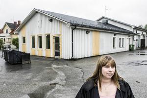 Gamla macken i Backe får nytt liv när Nina Guldbrandsson startar butik och fik under namnet Paus@.