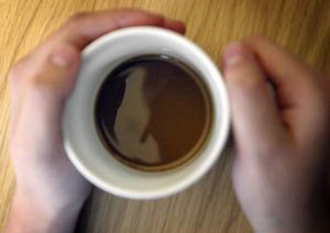 En kopp snabbkaffe via vattenkokaren motsvarar samma koldioxidutsläpp som…