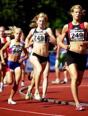 Centrum. Falun hoppas få bli ett av de prestationscentra där unga svenska friidrottstalanger ska ta ytterligare steg mot toppen.