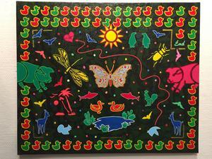 """""""Paradiset"""" av Monika Wennergren, Orsa."""