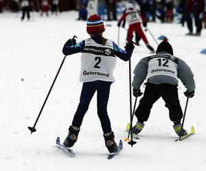 All skidaktivitet på längden, på tvären och på bräda ger poäng utifrån sträcka i spåret eller tid i backen.