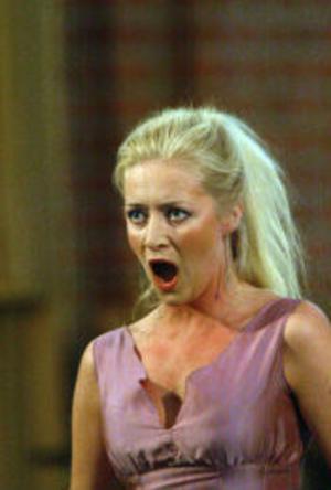 Operaeleverna vid Schymberggården bjöd på en avslutningskonsert i Gustav Adolfs-kyrkan i lördags. Anna Hanning sjöng stycken av Hugo Wolf och Claude Debussy med en pregnant sopranstämma.