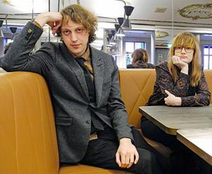 Pelle Andersson och Johanna Börjesson startar popklubb i Borlänge.