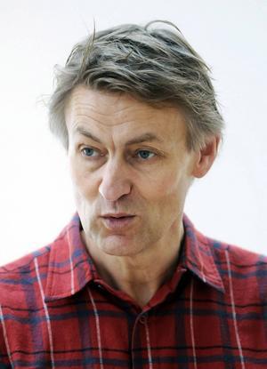 Lars Lerin berättar om måleriet som livsnerven.