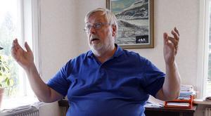 Som den revisionskonsult har är har Harald Noréus (FP) ofta synpunkter på kommunens ekonomi. Han betonar tillväxtfrågor och undrar bland annat vart turismutredningen om Mellanljusnan tog vägen.