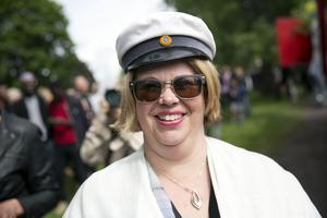 Carina Lundgren-Lantz hade inte använt sin studentmössa sedan 1986 men när hennes äldsta dotter nu tog studenten plockade hon fram den igen.