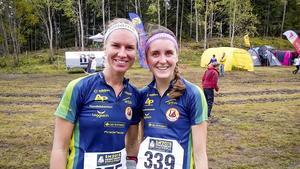 Alfta-Ösas Sara Eskilsson och Josefine Engström är uttagna till världscupfinalen i Schweiz efter deras bra resultat vid SM.
