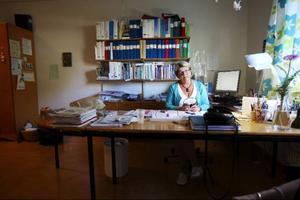"""""""Jag känner personligen ett stort ansvar i min yrkesroll att vara mina patienters ambassadör"""", säger Margareta Wickman."""